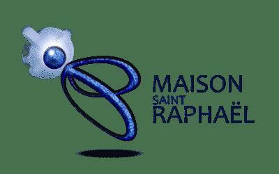 Création de logo pour l'EHPAD Saint Raphaël basée à Marseille.